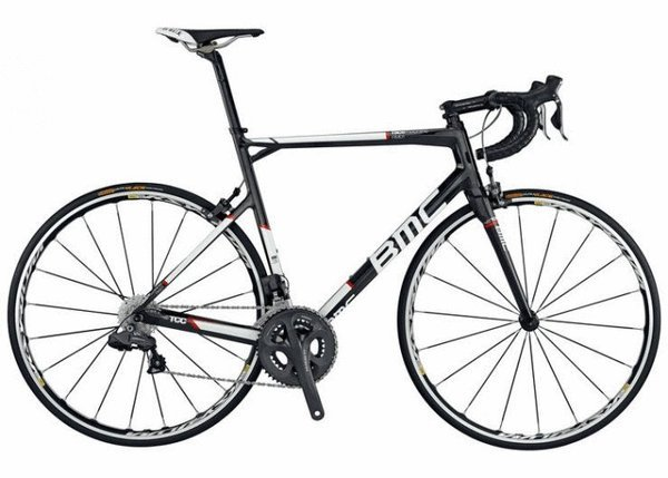 BMC Race Machine RM01 Ultegra Di2 Compact 2012 Bike