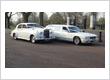 Silver Cloud and X300 Daimler Limousine