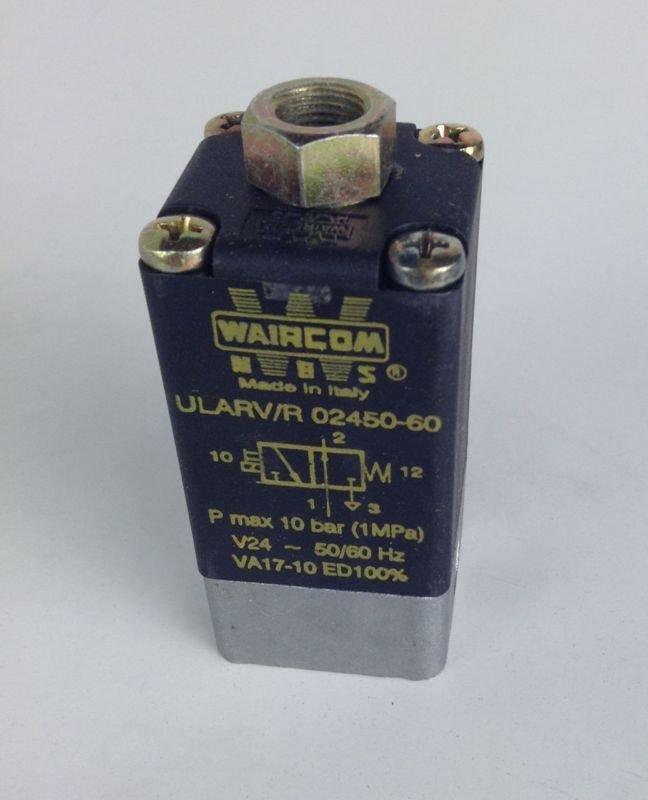 Solenoid Valve WAIRCOM Cylinder WAIRCOM