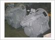 Used Reintjes WAV500 Marine Gearbox Ratio 4.824