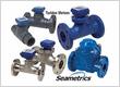 turbine seametrics flow meter