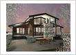 Custom Built House Plan