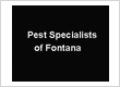 Pest Specialists of Fontana