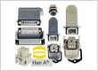 Harting Electrical Rectangular Connector