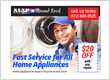 ASAP Appliance Repair of Round Rock