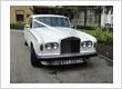 Silver Wraith Rolls Royce