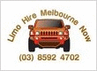 Limo Hire Melbourne Now