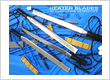 HEATER BLADES  PENYAMBUNG  PVC WATERSTOP