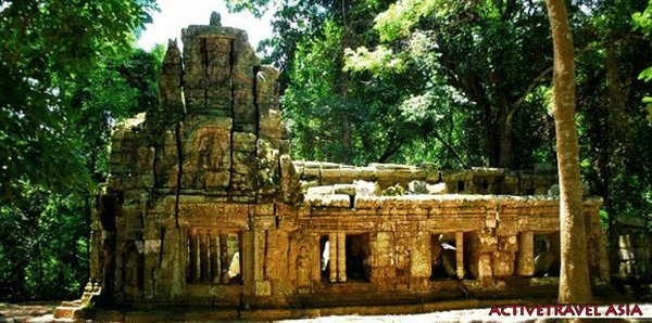 Temple hopping in Cambodia: Stories in stone