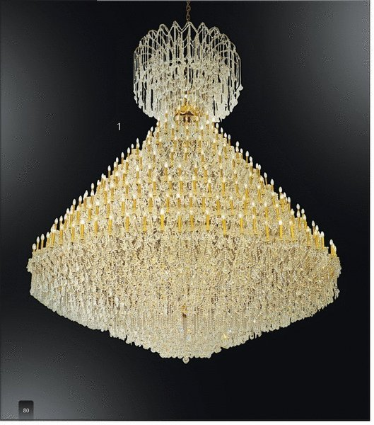 Murano Chandelier Australia: The Worlds Leading Crystal