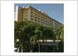 JW Marriott Marco Island Beach Resort located 2 miles to the south of dental implant specialist Marco Dental Care