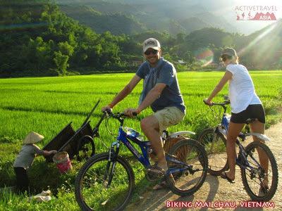 Best Summer Biking Tours in Vietnam 2013