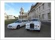 X3000 Daimler and LWB Silver Cloud Rolls Royce