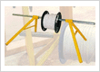 Cable Roller A-Frame Adeptdirect