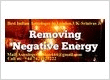 Negative Energy Removal in Wembley, London, UK