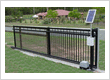 Brisbane Automatic Gate Systems Solar gates