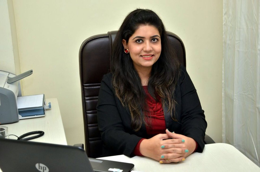 About Relationship Expert and Marriage Counsellor Shivani Misri Sadhoo