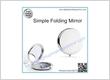 Simple Folding Mirror