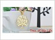 Tree of My Life Necklace - Gold by bellefever.com.au