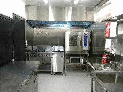 Mobile Kitchens Auckland New Zealand