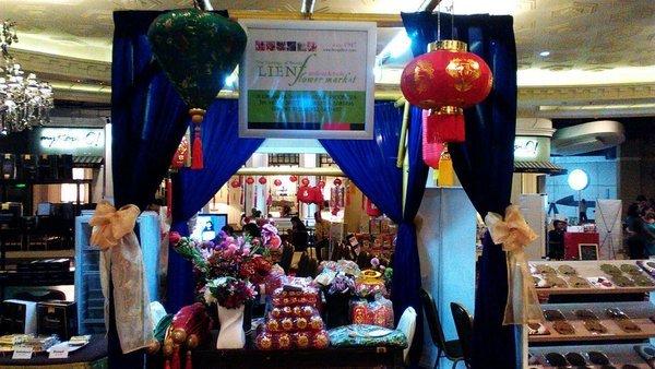 Lets visit FLOWERS EXPO at  Mall Ciputra World, Surabaya - 2-8 Feb '15