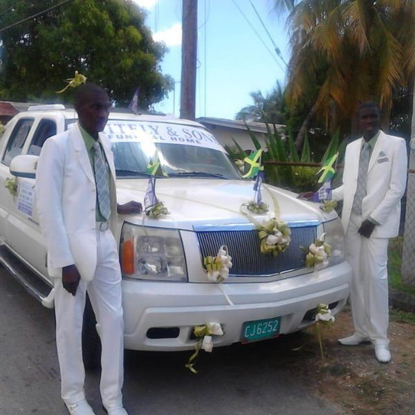 Whitely  Sons Funeral Home  Clarendon Jamaica