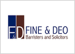 Fine & Deo LLP