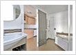 Studio unit with spa bath