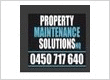 Property Maintenance Solutions NQ
