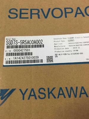 YASKAWA SGD7S-5R5A00A002