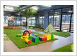 Petit daycare Barton - Outdoor fun all year round with our climate controlled play yard