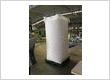 PALLET PLASTIK Nestable kapasitas statis 2000 kg