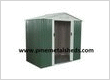 New Garden Sheds Apex Metal Sheds 6 x 8 ft pmemeta...