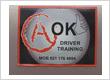 A OK Driver Training