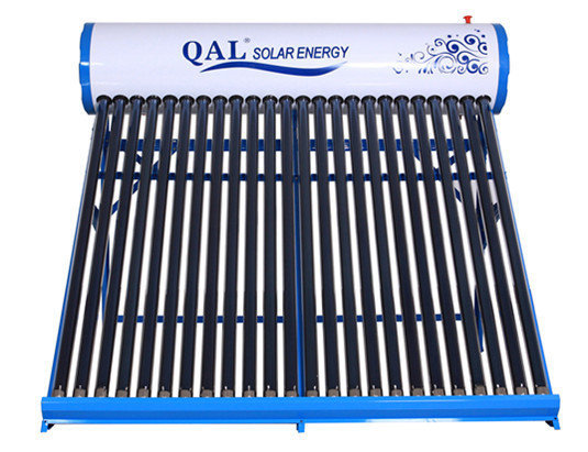 Evacuated tube solar collector  water heater