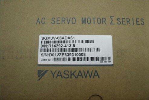YASKAWA SGMJV-08ADA61