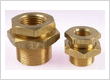 Brass bulkhead fittings unions bulkheads Stainless Steel