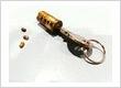 Modifying the key and cylinder lock