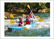 White Water River (Kayaking for 2) on the Rio Bueno