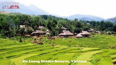 Discovering Pu Luong Natural Reserve
