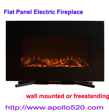 Offer 36inch Flat Panel Wall Mounted Electric Fireplace