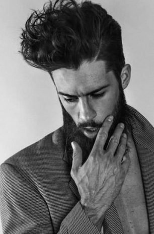 4 Long Hairstyle Trends for Men in 2018