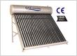 Solar water heater solar energy non pressure