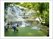 Visit the world famous Dunn's River Falls