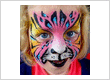 Face Painting by Hannah