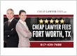 Cheap Lawyer Fees