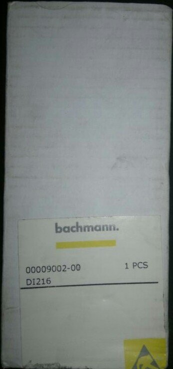 Module BACHMANN