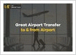 1ST Aiprort Taxis Banners Airport Transfer