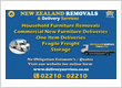 NZ REMOVALS & Delivery Services