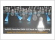 SoftDEL DMX-512 Stack